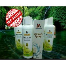 Jual Msi Glutacare Body Lotion Plus Msi Multy Spray Herbal Keluarga
