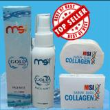 Ulasan Lengkap Msi Gold Beauty Face Mist Spray Msi Sabun Collagen