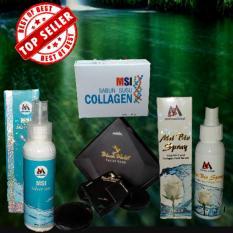 Situs Review Msi Paket Black Walet Isi 3 Buah Msi Ion Silvet Biospray Msi Msi Sabun Collagen