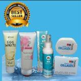 Spesifikasi Msi Paket Ion Silver Msi Scrub Msi Sabun Collagen Masker Hanasui Egg White Herbal Keluarga Terbaru
