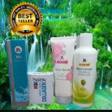 Msi Paket Silver Ion F*c**l Scrub Sabun Collagen Body Lotion Msi Herbal Keluarga Diskon 30