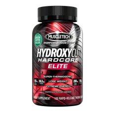 Jual Mucletech Hydroxycut Elite 100 Kapsul Muscletech Original