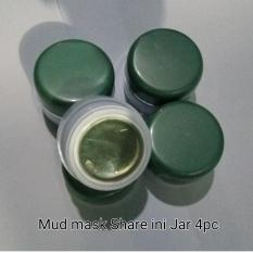 Beli Mud Mask Share In Jar 4Pc Nyicil