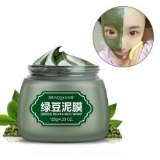 Kecambah Mud Mask Unisex Kulit Perawatan Kosmetik Produk Wajah Jerawat Detox-Intl