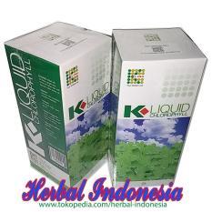 Murah Banget K LI NK LIQUID K.Link Chlorophyll / Klorofil KLINK (Kemasan Baru) Bagus