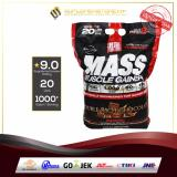 Beli Muscle Elite Labs Mass Gainer Bpom 20Lbs Cicil