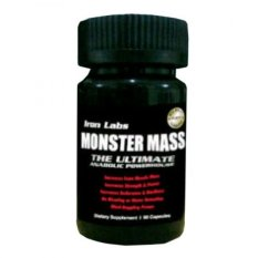 Promo Muscle Iron Labs Monster Mass Eceran 10 Caps Akhir Tahun