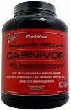 Spesifikasi Musclemeds Carnivor 4 Lbs Rasa Coklat Baru