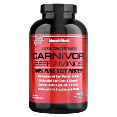 Review Musclemeds Carnivor Amino 300 Tabs Indonesia