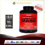 Jual Musclemeds Carnivor Mass 6 Lb Vanilla Free Botol Shaker Branded Murah