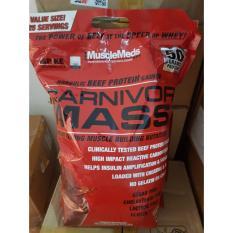 Harga Musclemeds Carnivor Mass Chocolate 10 Lb