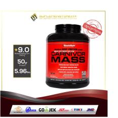 Jual Musclemeds Carnivor Mass Coklat 3 Kg Online Banten