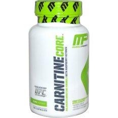 Spesifikasi Musclepharm L Carnitine 60 Caps Dan Harganya