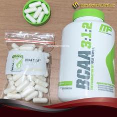 Harga Musclepharm Mp Bcaa Eceran 50 Caps Original