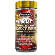 Toko Muscletech Hydroxycut H*rdc*r* Next Gen Non Stimulant 150 Caps Muscletech