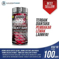 Harga Muscletech Hydroxycut Next Gen 100 Caps Seken