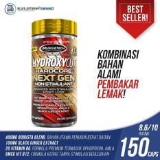 Diskon Muscletech Hydroxycut Next Gen Non Stimulant 150 Caps Dki Jakarta