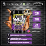 Review Pada Muscletech Mass Tech Extreme Gainer 2000 22 Lb Chocolate