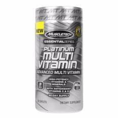 Spesifikasi Muscletech Plaitnum Multivitamine Yang Bagus Dan Murah