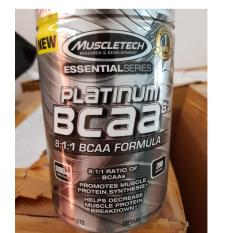 Jual Muscletech Platinum Bcaa 8 1 1 Essential Series 200 Tabs Jawa Barat Murah