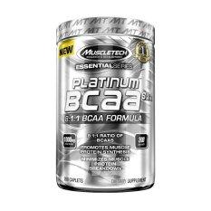 Harga Muscletech Platinum Bcaa Eceran 20 Tabs Baru