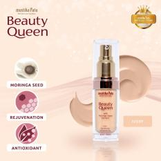 Mustika Ratu Beauty Queen Series High Coverage Foundation Dewy Finish - Ivory