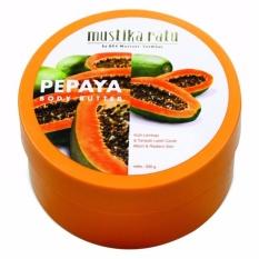 Mustika Ratu Body Butter Papaya Pepaya - 200 g