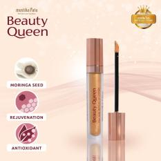 Mustika Ratu Kosmetik Bibir Metallic Lip Coating Glossy 5ml - Gold