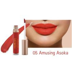 Mustika Ratu Matte Lip Cream UltraMoisturizing - Amusing Asoka