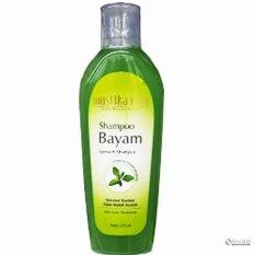Mustika Ratu Shampoo Bayam