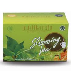 Mustika Ratu Slimming Tea Honey& Lime Double Strength
