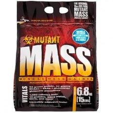 Mutant Mass 15 Lbs Strawberry Terbaru
