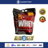 Beli Mutant Whey 10 Lbs Lisensi Bpom Rasa Strawberry Nyicil
