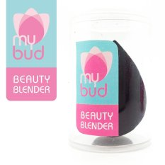 My Bud Beauty Blender ( BLACK / HITAM ) - Blending Sponge  Egg / Tear Drop Spon  Make Up Spons  Muka / Wajah