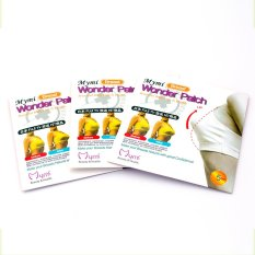 Diskon Mymi Wonder Patch Pembakar Lemak Koyo Breast Treatment Pemakaian 1 Bulan 15 Pcs