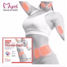 MYMI Wonder Patch Up Body - Koyo Pelangsing Perut dan Lengan
