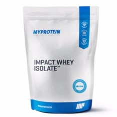 MYPROTEIN Impact Whey Protein Isolate 2 Lbs Repack/Eceran FREE SHAKER /VAGANZA