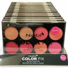 Jual Beli Nabi Color Fix Blush Palette C