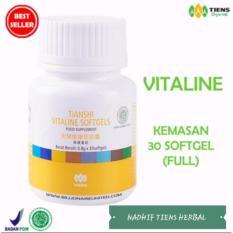 Nadhif Vitaline Nutrisi Kulit Pemutih Tubuh Wajah Murah Vitaline 30 Kaps Original Nth Free Ongkir Tiens Diskon 50