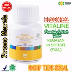 Jual Nadhif Vitaline Nutrisi Kulit Pemutih Tubuh Wajah Murah Vitaline 30 Kaps Original Nth Free Ongkir Tiens Grosir
