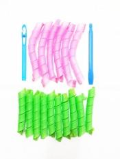 Spesifikasi Naga Rejeki Hair Wayz Curler As Seen On Tv Pengeriting Rambut 16 Buah Bagus