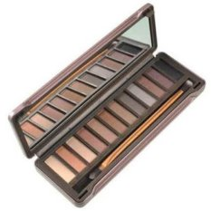 Naked 2 Eyeshadow - 12 Color Smokey Eye Pallete