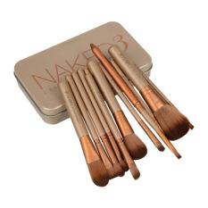 Beli N*K*D Profesional Brush Set 12 Pcs Kaleng Pakai Kartu Kredit