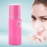 Beli Air Nano Spray F*C**L Moistruizing Spa Isi Ulang Dingin Sprayer Kosmetik Mister Naik Merah Internasional Baru