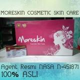Beli Nasa Moreskin Cosmetic Skin Care Original Bonus Free Pouch Dengan Kartu Kredit