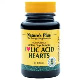 Ulasan Natural Plus Folic Acid Heart 90S