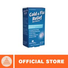 Harga Natra Bio Cold Flu Relief 60 Tabs Online