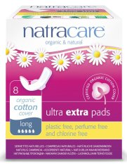 Jual Natracare Ultra Extra Pads Long With Wings Natracare Di Indonesia