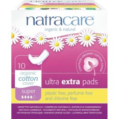 Harga Natracare Ultra Extra Pads Super With Wings Fullset Murah