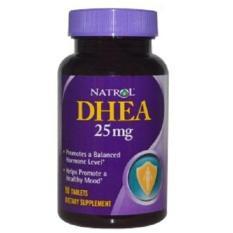 Natrol, DHEA, 25 mg, 90 Tablets